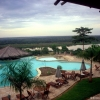 Paraa Safari Lodge Pool
